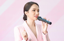 Hương Giang nhá hàng show mới và chuẩn bị trở lại showbiz?