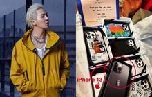 """Không chỉ """"tậu"""" iPhone 13 mới, Mino (Winner) còn được tặng """"rổ ốp"""" có giá trị cao ngất ngưởng"""