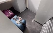 Nữ sinh review phòng trọ hộp diêm dành cho sinh viên nghèo ở Hàn Quốc: Giá 8 triệu/ tháng, chỉ rộng 3m2, toilet bên cạnh giường ngủ