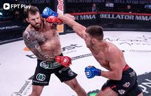 Bellator MMA 268: Julius Anglickas, bài toán bí ẩn cần sự giải mã của nhà vô địch Vadim Nemkov