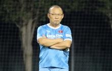 HLV Park Hang-seo giảm cường độ, trực tiếp uốn nắn U23 Việt Nam