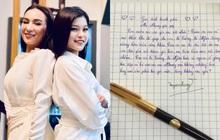 Hé lộ bức thư tay con nuôi gửi Phi Nhung, có chi tiết liên quan đến Hồ Văn Cường?
