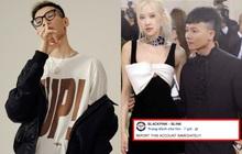 """Bị fanpage quốc tế của BLACKPINK chỉ trích vì ghép ảnh Rosé - Khá Bảnh, MCK lên tiếng: """"Nhân quyền bình đẳng mà khó thế à?"""""""