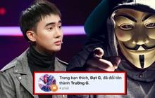 Đạt G gặp tình huống trớ trêu, để lại fanpage cũ cho Du Uyên rồi bị hacker chiếm luôn fanpage mới