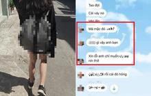 """SỐC: Lộ tin nhắn nhóm nam sinh cấp 3 dùng từ tục tĩu, bày kế """"soi hàng"""" bạn nữ, còn đặt camera quay lén nạn nhân?"""
