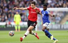 Trực tiếp Leicester 0-1 MU (H1): Greenwood lập siêu phẩm sút xa
