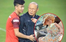 HLV Park Hang-seo mua quần áo tặng con gái Văn Đức, con trai Duy Mạnh