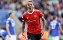 """Trực tiếp Leicester 1-1 MU (H1): Ronaldo vừa bỏ lỡ cơ hội, """"Quỷ đỏ"""" gần như lập tức thủng lưới"""