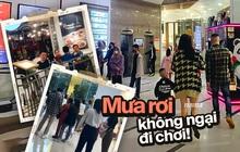 Các trung tâm thương mại HOT nhất Hà Nội tối nay: Dân tình mua sắm ùn ùn, ai định ăn lẩu mà đến sau 19h thì xác định quay gót đi về!