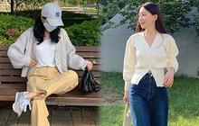 Bắt bài 4 kiểu áo len đang cháy hàng ở các shop: Vừa ấm, vừa xinh mà lại dễ phối đồ cực