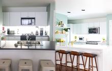 7 màn cải tạo chứng minh muốn căn bếp lên đời, chỉ cần đổi màu sơn thôi là thấy ngay sự khác biệt
