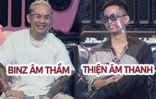 """Nhờ Mai Âm Nhạc, """"bộ sậu"""" Rap Việt bỗng có tên mới: Binz Âm Thầm, Thiện Âm Thanh, JustaTee - Karik là gì?"""