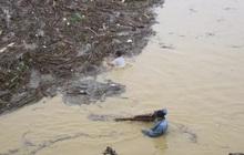Thi thể 2 cha con được phát hiện dưới suối, cách nhau 200m