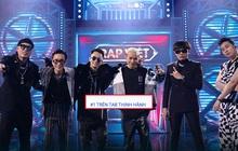 """Rap Việt mùa 2 vừa """"khai hỏa"""" đã leo thẳng top 1 trending YouTube nhưng không phải tập 1 mới lên sóng?"""