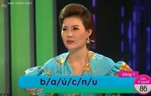 Thử thách ghép từ tiếng Việt tưởng khó lắm, ai ngờ đọc đáp án mới thấy dễ quá chừng