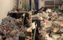 Cho sinh viên thuê trọ 2 năm, chủ nhà phát hiện bãi rác khổng lồ khi tới kiểm tra nề nếp các cháu