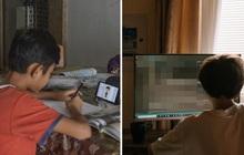 Học sinh đang thi online thì máy tính phát ra âm thanh lạ, phụ huynh nhìn vào chết lặng, chính quyền cũng phải vào cuộc