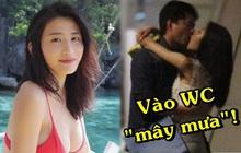 """Người đẹp bị TVB đuổi cổ vì """"mây mưa"""" với bạn trai ở WC công cộng, tan nát sự nghiệp mà thái độ vẫn """"trơ trơ"""" thách thức?"""