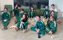Dàn diễn viên, người mẫu Việt gây bão khi cùng tụ hội chơi Squid Game: Lan Ngọc te tua thảm thương nhất?