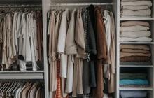 Trời chuyển lạnh học ngay 5 quy tắc vàng xếp tủ quần áo của stylist, dù lười mấy cũng thực hành được luôn