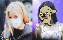 """Có nàng idol tự ví tóc mình trông như bãi rác, nghe đến nguyên nhân ai cũng gật gù: """"Chừa cái nết!"""""""