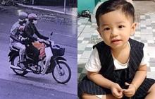 Hình ảnh 2 người đàn ông nghi chở bé trai 2 tuổi mất tích ở Bình Dương: Hé lộ sự thật bất ngờ
