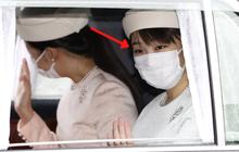 Công chúa Nhật Bản lần cuối thực hiện nghĩa vụ hoàng gia trước khi mất tước vị, thái độ khi vẫy tay chào dân chúng gây chú ý