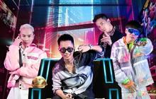 Lên sóng YouTube muộn 1 ngày, Rap Việt vẫn lên top 1 trending dễ dàng, tổng lượt xem tập 1 đạt con số vô cùng ấn tượng