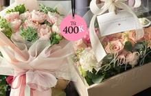 Điểm danh 6 tiệm hoa đẹp mê ly ở Sài Gòn, 20/10 cận kề rồi đặt hoa tặng người thương ngay kẻo lỡ