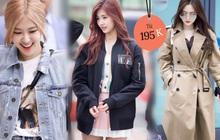 """Muốn diện đồ xinh xắn như sao Hàn, đừng bỏ qua 4 kiểu áo khoác """"bất hủ"""" này cho mùa lạnh"""