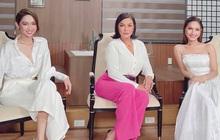 Khung hình hiếm 3 mỹ nhân chuyển giới đình đám Vbiz hội tụ: Người đẹp đời đầu có lép vế cạnh đàn em?