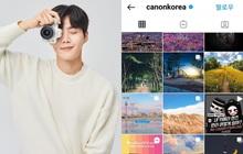 """Một nhãn hàng bất ngờ """"quay xe"""", mở lại các bài đăng về Kim Seon Ho trên Instagramm sau vài tiếng ẩn đi"""