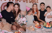 Big Daddy tổ chức sinh nhật ấm cúng cho Emily, còn công khai ôm hôn ngọt lịm như mới yêu