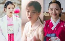"""4 phim cổ trang Hàn có trang phục đẹp điên đảo: Chết mê """"tiên tử"""" Kim Yoo Jung, """"anh hậu"""" Shin Hye Sun cũng chẳng vừa"""