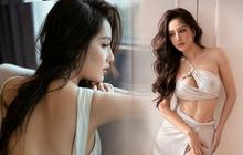 15 năm đăng quang Hoa hậu, Mai Phương Thuý vẫn bốc quá: Khoe hết lưng trần đến vòng 1 khủng, chân thì dài ôi thôi khỏi bàn!