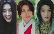 """6 tạo hình cổ trang xấu câm nín của hội nam thần Hàn: Lee Dong Wook như """"bà dì"""", trùm cuối ma chê quỷ hờn luôn"""