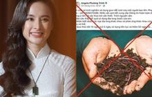 """Angela Phương Trinh nói gì khi bị xử phạt vì đăng tin """"giun đất chữa được Covid-19""""?"""