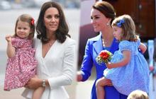 """Nghe tin con gái rượu của Công nương Kate có """"cơ"""" trở thành tỷ phú giàu nhất Hoàng gia Anh, chị em thi nhau lấy giấy bút ra xem """"ẻm"""" mặc gì để học hỏi"""