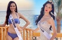 Mỹ nhân Việt phải ra chợ mua bikini vì bị tịch thu hành lý, có bị lép vế với dàn chị em tại Miss Intercontinental 2021?