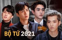 Showbiz 2021 có bộ tứ Ngô Diệc Phàm, Lucas, Jack, Kim Seon Ho: Hiếp dâm, ép bạn gái phá thai, lăng nhăng và 1001 phốt chấn động
