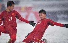 U23 Việt Nam thi đấu dưới thời tiết khắc nghiệt, có thể tái hiện lại Thường Châu tuyết trắng năm xưa