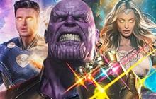 Bom tấn Eternals của Marvel đã bị leak lên mạng, hé lộ nhân vật chấn động liên quan Thanos nhưng tên diễn viên mới sốc óc!