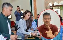"""Netizen """"đào"""" lại phát ngôn của Công Vinh, tuyên bố """"bỏ vợ"""" nếu bị nghi ăn chặn tiền từ thiện thêm lần nào nữa"""