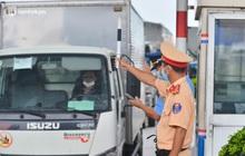 CHÍNH THỨC: Hà Nội dừng hoạt động 22 chốt kiểm soát ra vào cửa ngõ Thủ đô