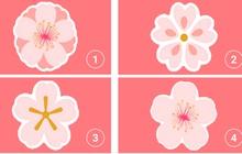"""20/10 chọn một bông hoa để biết đâu là """"vũ khí"""" chinh phục trái tim crush của bạn"""