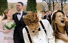 Đám cưới vợ chồng tỷ phú Bill Gates năm xưa so với hôn lễ con gái tương đồng nhiều điểm, chỉ có sự khác biệt đau lòng duy nhất