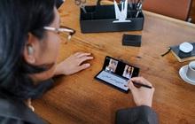 Sự tin tưởng tuyệt đối khi làm việc trên Galaxy Z Fold3 của giới doanh nhân trẻ