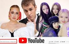 """Không cần so sánh độ hot của BTS, BLACKPINK hay sao US-UK trên YouTube, MV này mới là """"trùm cuối"""" cùng lượt xem siêu khủng!"""