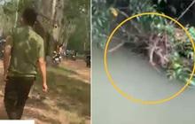 Công an lập chuyên án điều tra dấu hiệu hình sự vụ bé trai 2 tuổi ở Bình Dương mất tích, được phát hiện tử vong tại con suối gần nhà