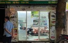 Vĩnh Phúc: Đang ở quán cắt tóc tối 20/10, người phụ nữ bị chồng cũ xông vào đâm tử vong